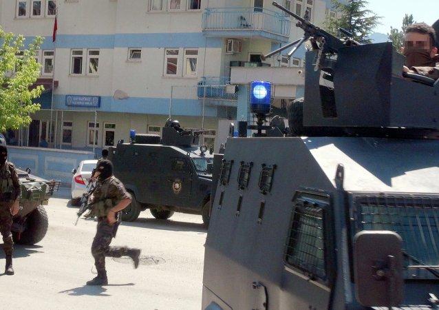 Tunceli'de çatışma (Arşiv)