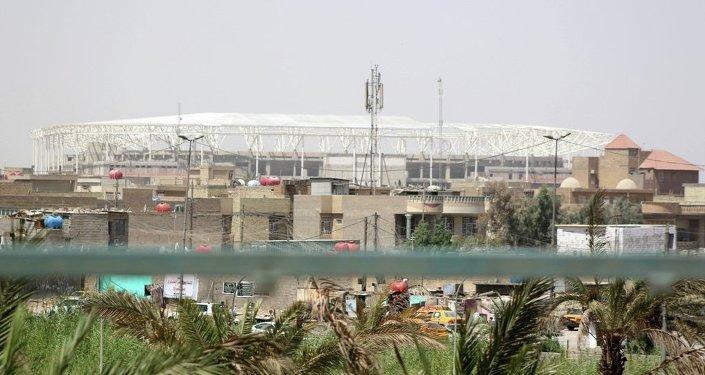 Irak-Bağdat
