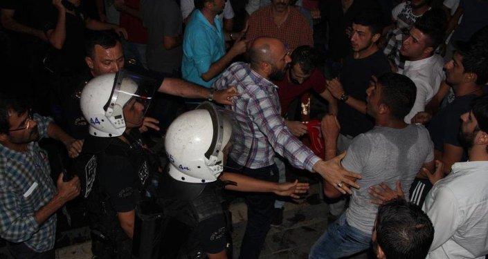 Malatya HDP saldırı