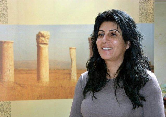 Nusaybin Belediye Başkanı Sara Kaya