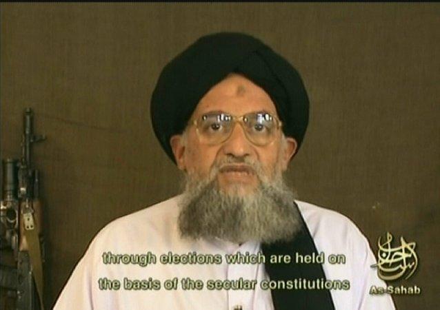 El kaide lideri Eymen El-Zevahiri