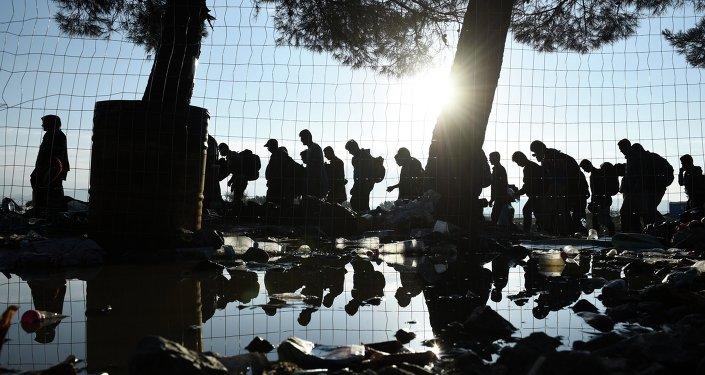 Macaristan'daki göçmen dramı