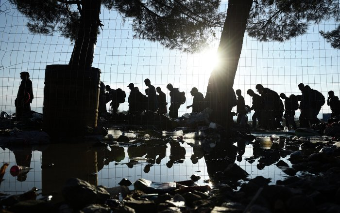 BM den Macaristan'a 'göçmen' tepkisi