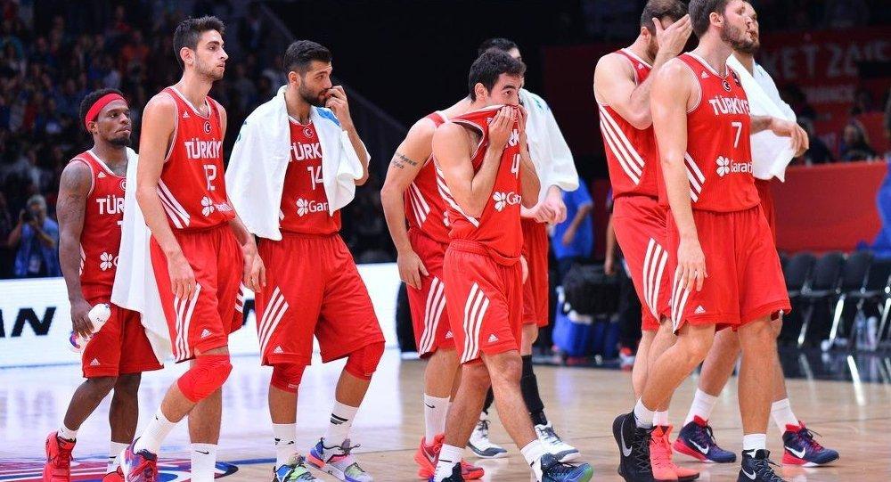 Türkiye, Avrupa Basketbol Şampiyonası'ndan elendi
