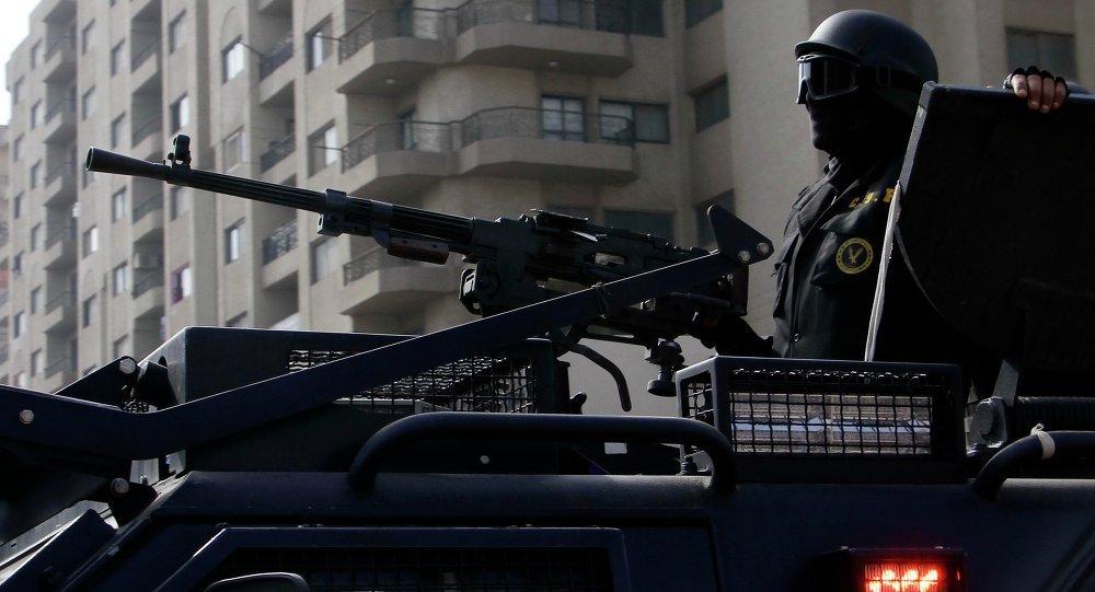 Mısır polisi