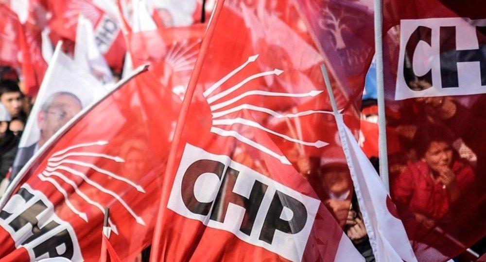 CHP mitingi