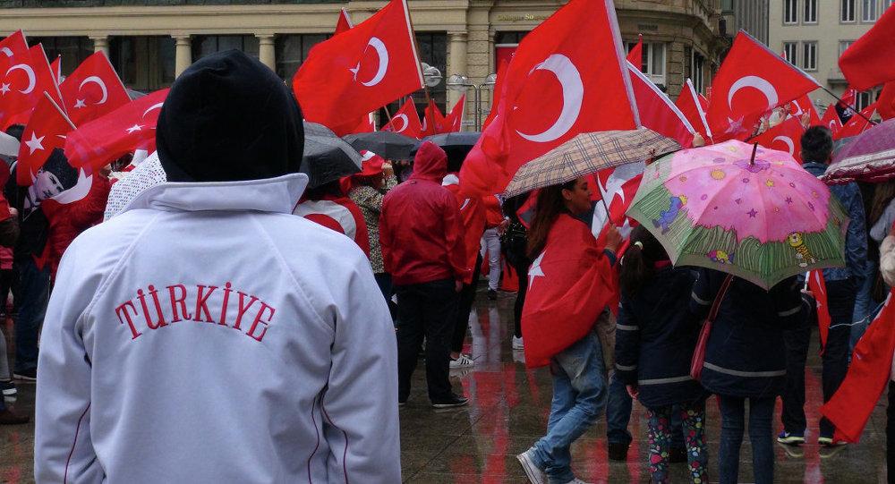 Türkiye'deki gerginlik Avrupa'ya da sıçradı