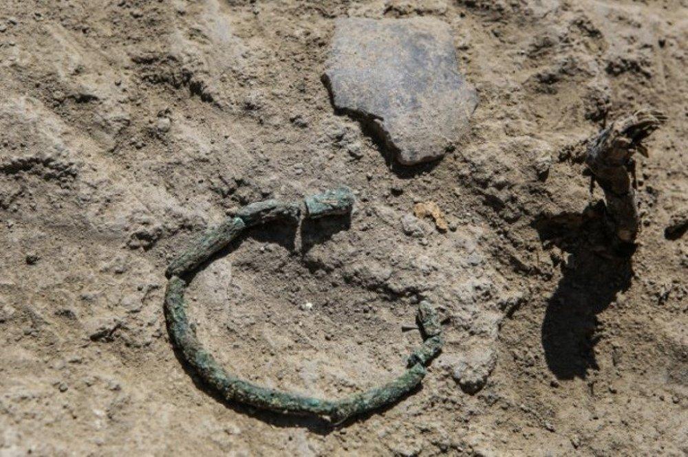 Van'da 7 bin yıllık yaşamın izleri sürülüyor