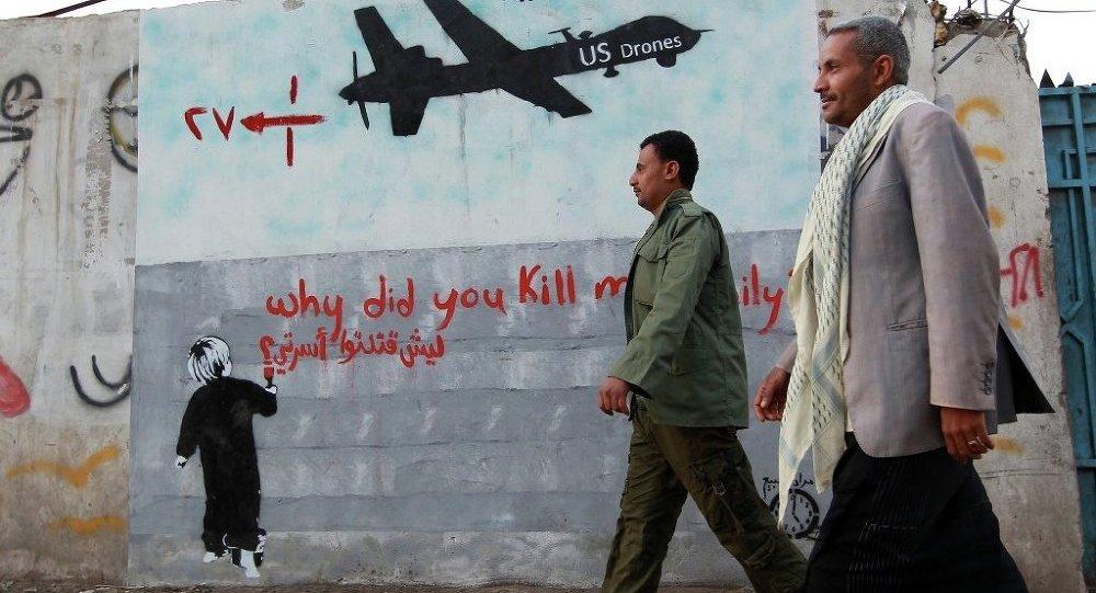 Yemen - ABD - drone - İHA
