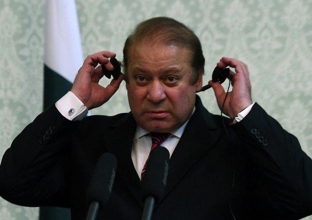 Pakistan Başbakanı Navaz Şerif