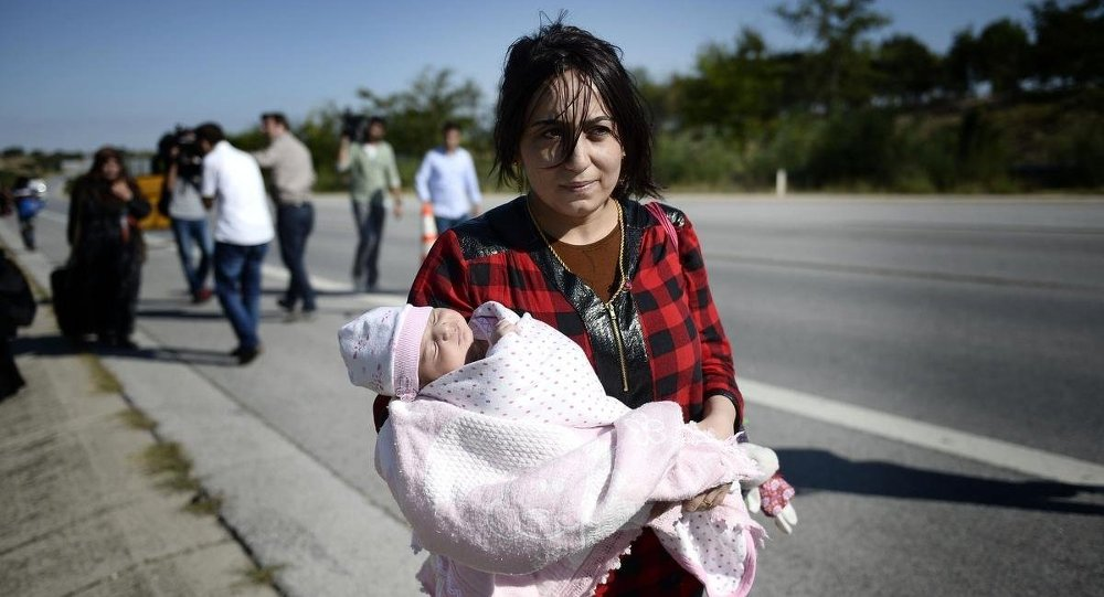 Sığınmacılar Edirne'ye akın etti