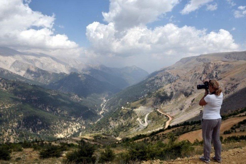 Bolkar Dağlarının eteklerindeki cennet: Çocak