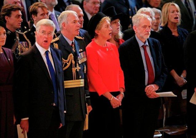 John Corbyn - Britanya Hava Muhaberesi