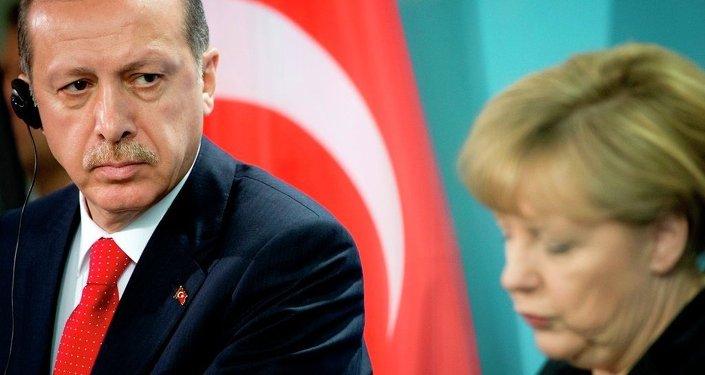 Erdoğan&Merkel