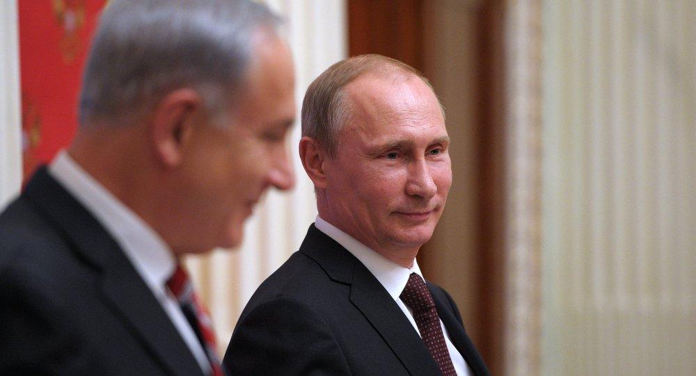 Vladimir Putin&Benyamin Netanyahu