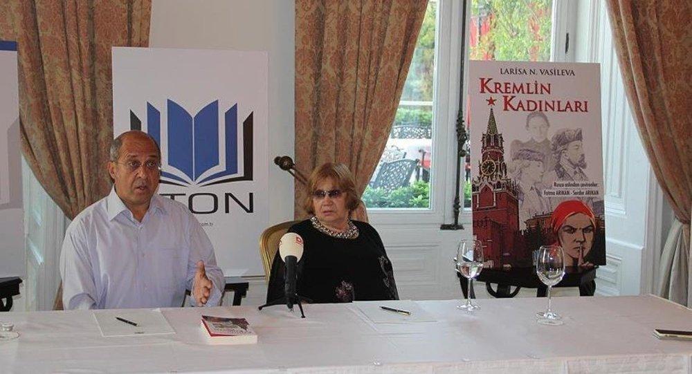 Rus yazar Larisa Nikolayevna Vasileva