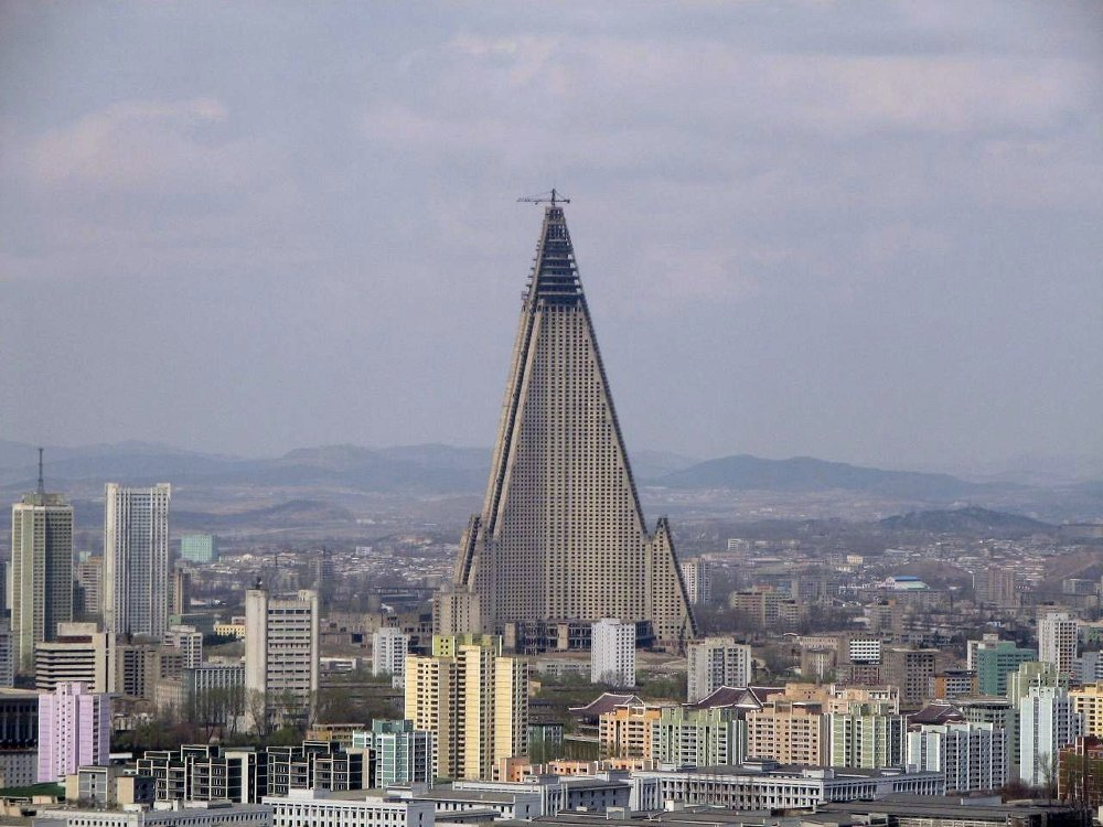 The Ryugyong Otel