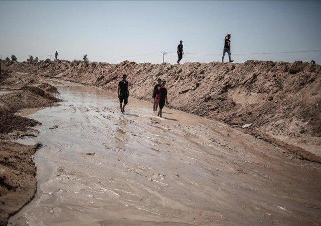 Mısır Gazze'deki tünelleri deniz suyuyla yıktı