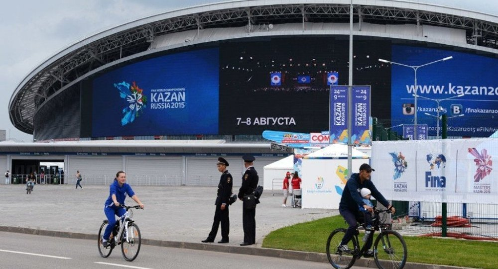 Kazan Arena'ya Tataristan spor müzesi teklifi 42
