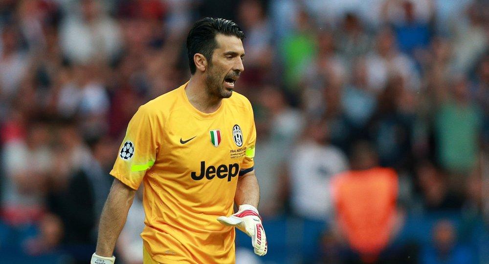 Ginaluigi Buffon-Juventus