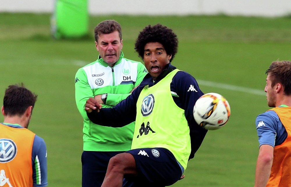 Dante Bonfim Costa Santos-Wolfsburg