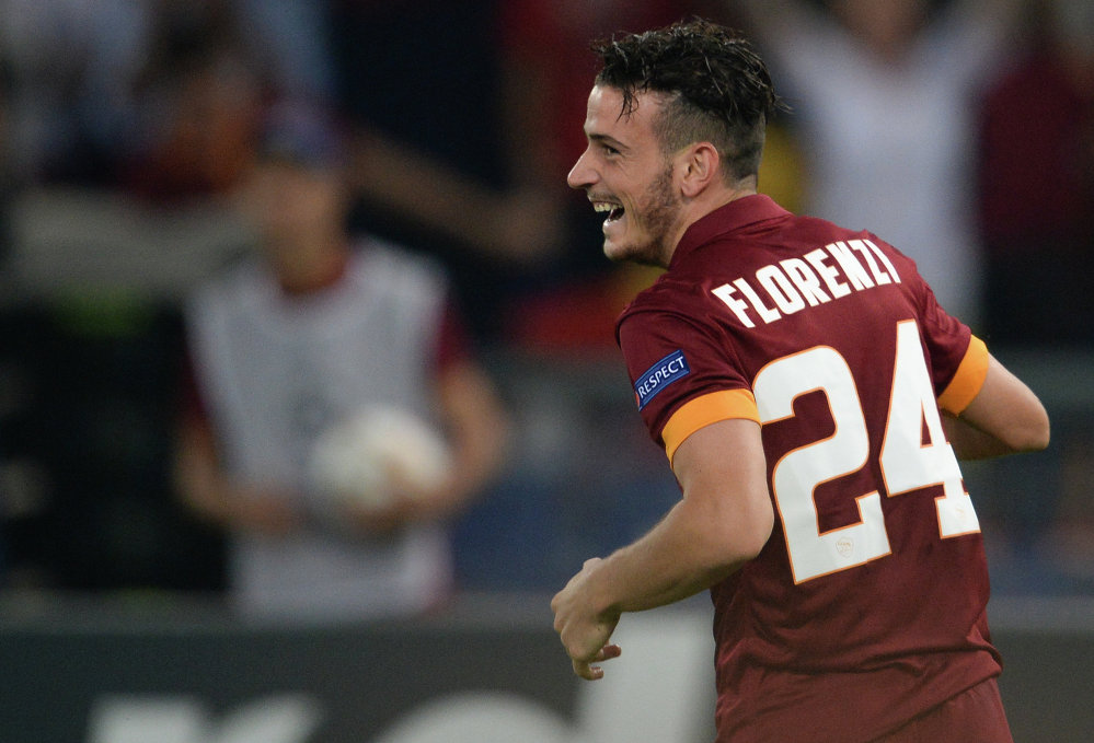 Alessandro Florenzi-Roma