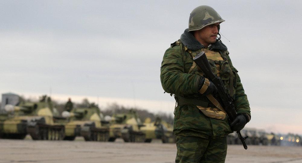 Abhazya'daki Rus askeri üssü