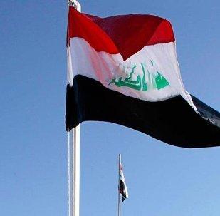 Irak bayrağı