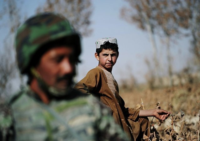 Afganistan askeri