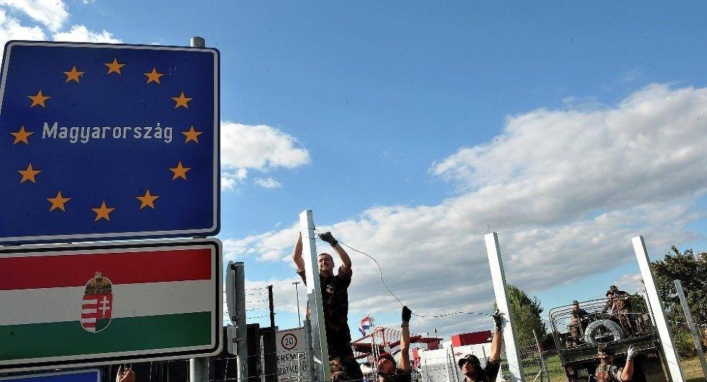 Macaristan - sığınmacı - göçmen - sınır