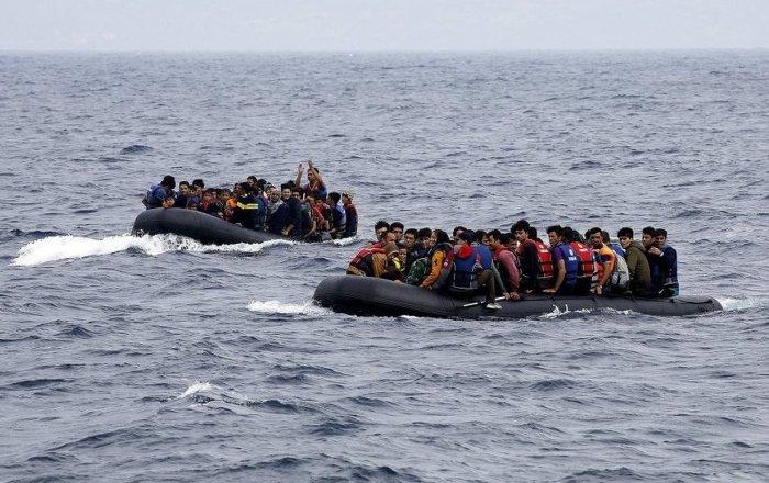 Iraklı göçmen: Yunan askerler bizi ölüme terk etti