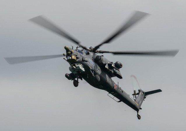 Mi-28NM helikopteri
