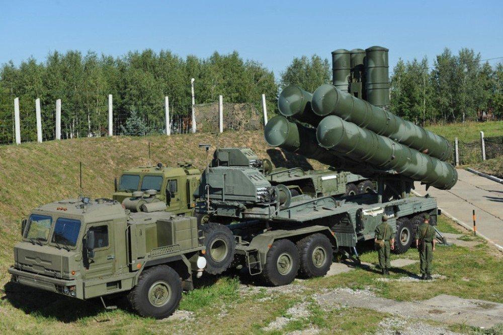 S-300 hava savunma sistemi