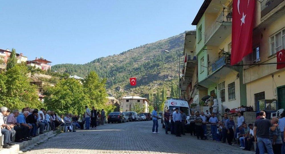 Şehit Jandarma Uzman Çavuş Ali Çakar