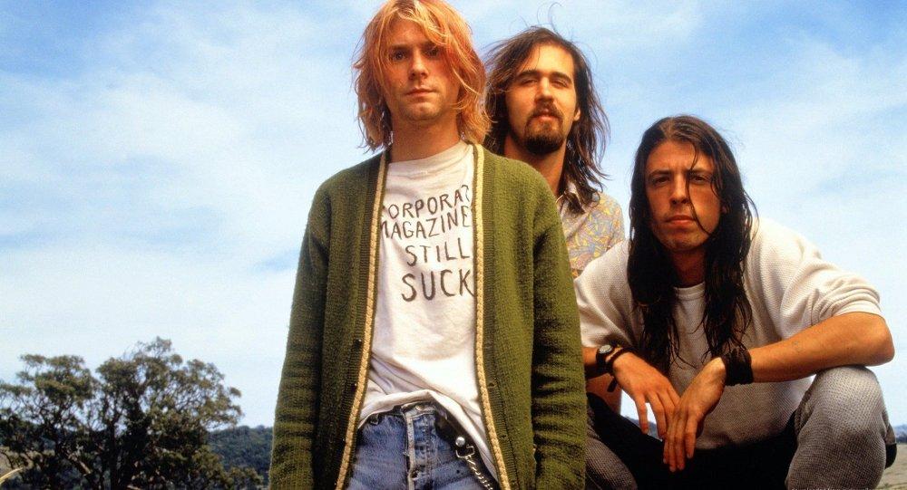 Nirvana müzik grubu