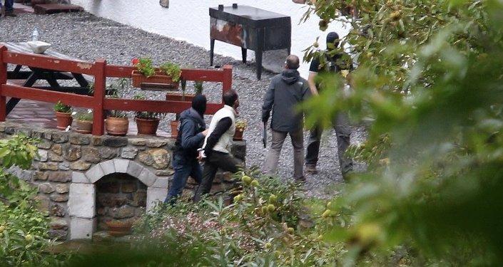 ETA liderleri gözaltı