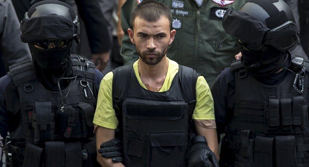 Bangkok bombacısı