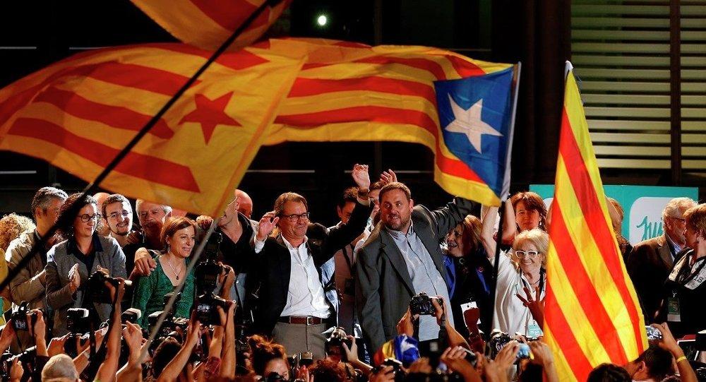 Katalonya'da seçim
