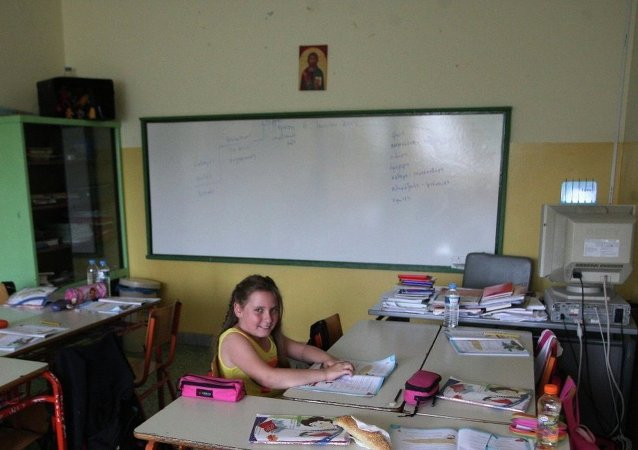 Yunanistan okul, eğitim