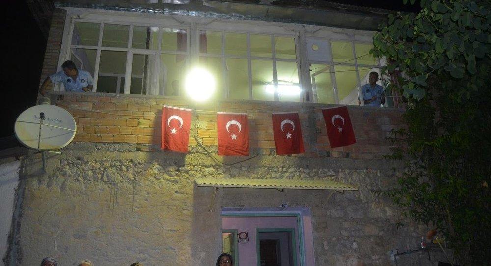 Adana'da polis aracına düzenlenen silahlı saldırı