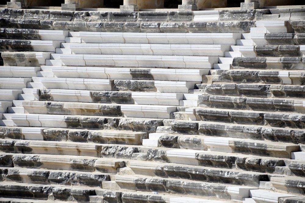 Aspendos'ta restorasyon tartışması