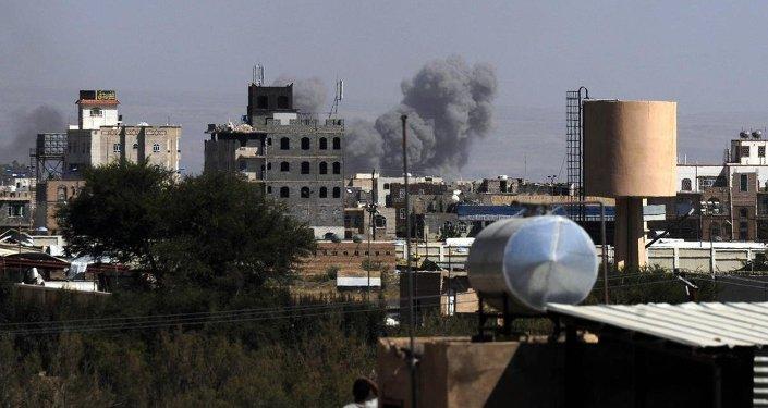 Yemen'deki hava opersyonları