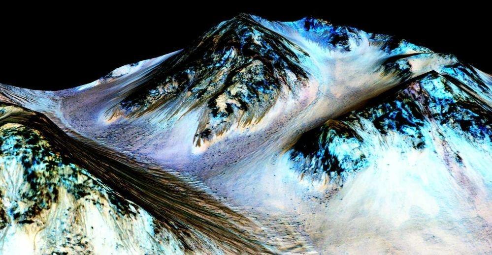 Mars tepe
