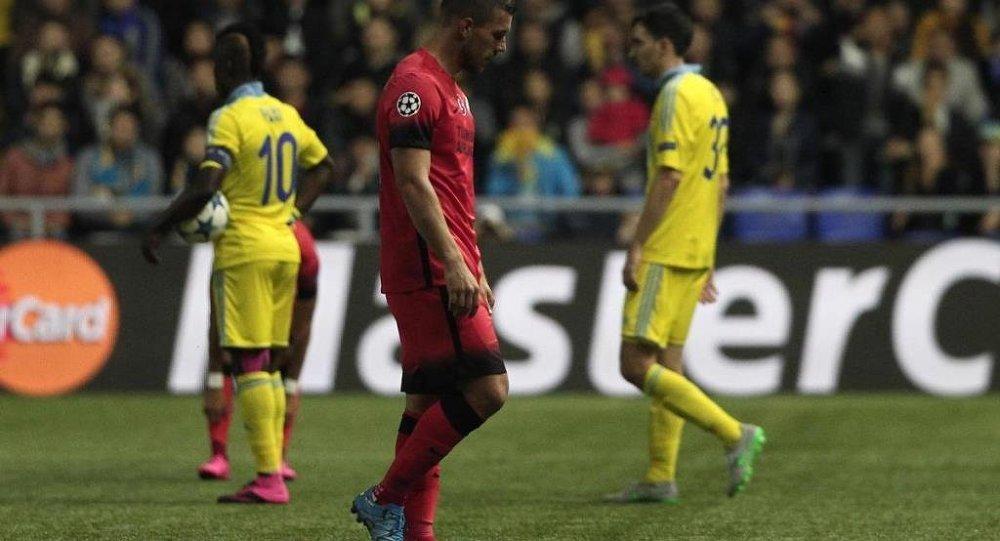 Astana ile Galatasaray