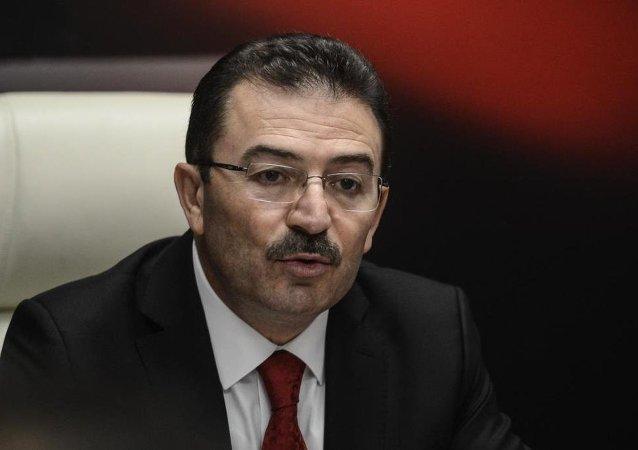İçişleri Bakanı Selami Altınok