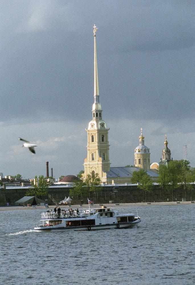 Petropavlovsk Kalesi.