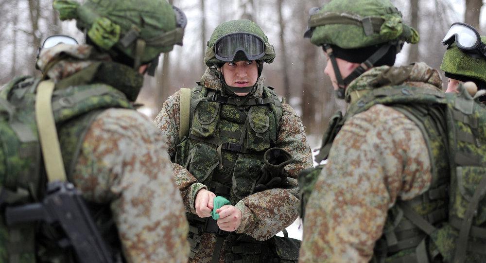 Yeni nesil askeri teçhizat Ratnik