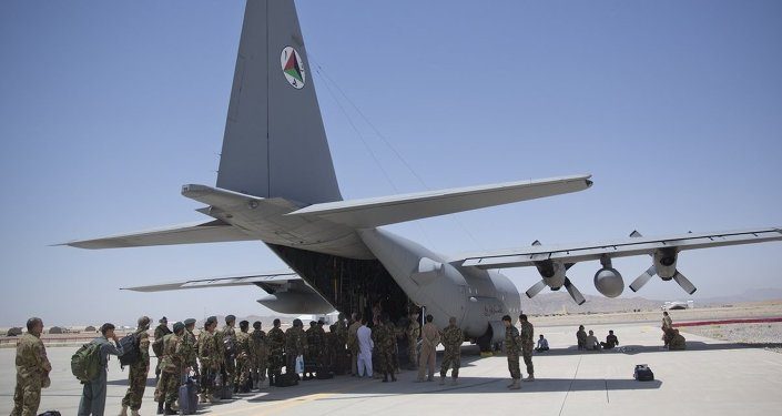 C-130 Herkül tipi uçak