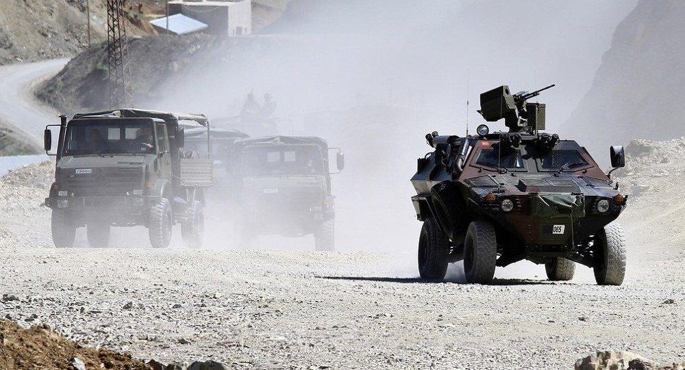Katar'da görev yapacak askerler yola çıktı