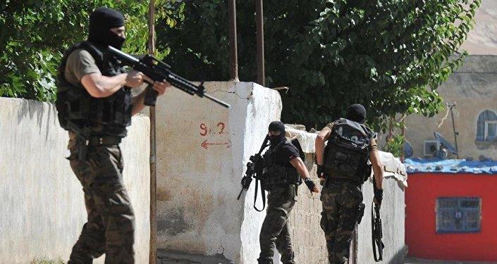 Diyarbakır, Silvan operasyon